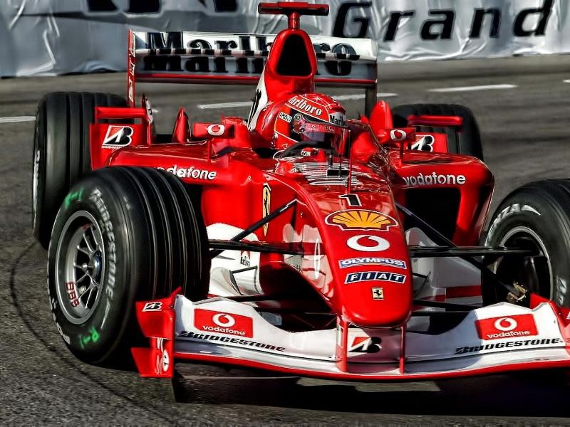 les 5 meilleurs pilotes formule 1
